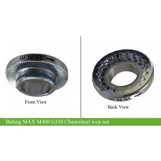 Bafang MAX M400 G330 mid motor Chain wheel lock nut