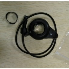 Right Thumb throttle for bafang bbs01/ bbs02/BBSHD kit