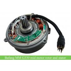 Bafang max drive MM G330 Motor stator/rotor/core