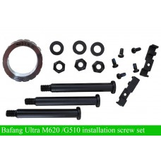 Bafang Ultra M620/ G510 mounting bolts /nuts /washers