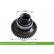Bafang Ultra G510 mid Motor primary steel gear for replacement