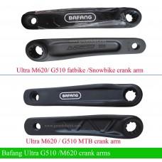 Bafang Ultra G510 / M620 crank arms