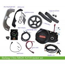 Bafang Ultra Motor M620 /G510 kit 48V /52V 1000W