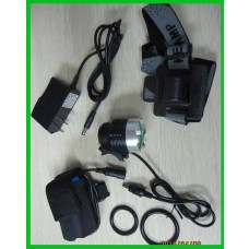 LED light/LED bike lamp/XML-T6 LED light-1000 lumen