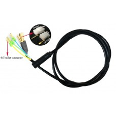 Bafang 9pin waterproof cable for hall sensored hub motors