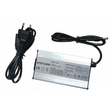 120W alloy shell battery charger for LiFePO4, Li-ion or lead acid battery