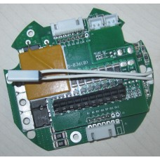 BMS/PCM for ebike lithium bottle batteries