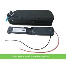 36V battery(Hailong 02 or Hailong max case) with 5V USB/ switch