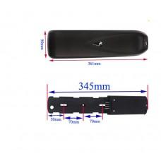 e-bike downtube/frame battery Hailong HL-1 fixing base/mounting foot