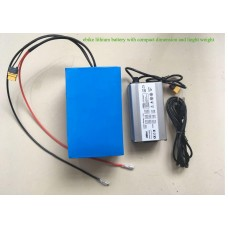 ebike battery 36V11.6AH with customized dimension