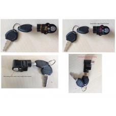 ebike Atlas frame battery or Jumbo shark key lock/key set