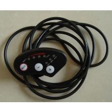 GBK-LED01  Electric bike LED meter display  for e-bike