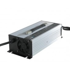 2000W battery charger for forklift battery/golf car battery 24V 36V 48V 60V 72V with LED screen