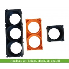 38120/38140 Headway battery holder one hole/ three holes
