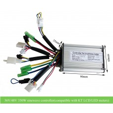 36V 48V 350W KT sinewave controller(CON94), compatible with KT LCD display /LED