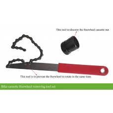 bike/MTB cassette freewheel removing tool