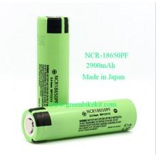 Li-ion cell NCR18650PF 2900mAh