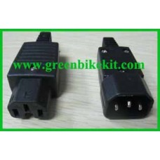 Prong connector-Pin connector, male/ female