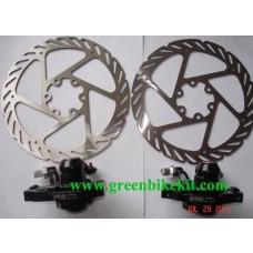 Disc brakes, disk brake, disc brake,front and rear