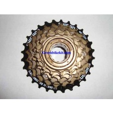 E bike Freewheel, 6 speed and 7 speed for electric bike and motorcycle