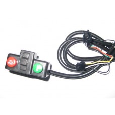 Wuxing 3 in 1 switch for electric bicycle with high quality