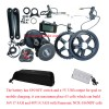 Bafang BBS02B kit 500W/750W and 48V/52V new style downtube battery(HL-2 casing) with 5V USB output