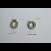 E-bike brushless hub motor anti-torque washers