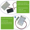 Smart bms for 11S/12S/13S/14S/15S battery with software program or App control
