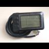 ebike Kunteng KT LCD7U 24V 36V 48V control panel LCD meter with USB output
