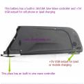 36v-ebike-frame-battery-with-built-in-sine-wave-controller