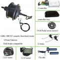 e-bike-36v-250w-cassette-freewheel--100CST-motor-kit-for-diy-conversion