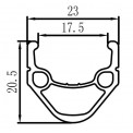 e-bike-double-walled-cnc-rim-drawing