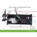 e-bike-rear-rack-battery-end-cap-with-key-lock-fuse-discharging-port