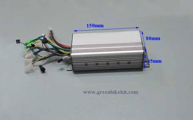 48V 500W controller for e bikes-GreenBikeKit online store