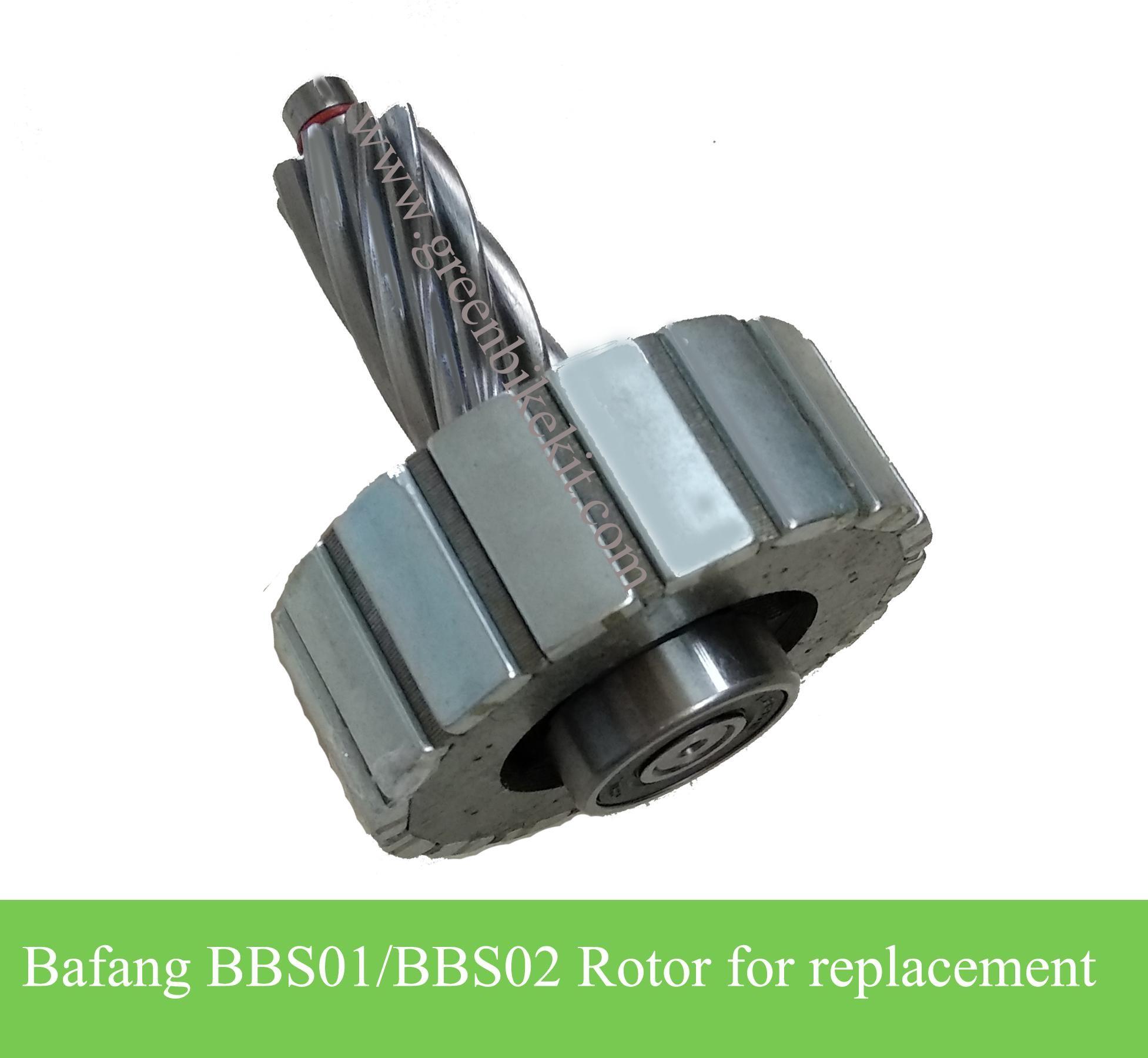 bafang 8fun bbs01 bbs02 motor rotor for repair-Greenbikekit