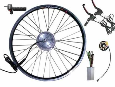 GBK-100R 36V250W rear driving electric bike kit for DIY