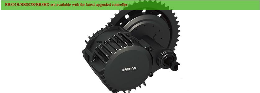 Bafang BBS kits, Electric bike kit, lithium battery, hub motors